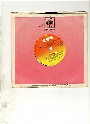 """PINK FLOYD Another Brick in the Wall NEW ZEALAND 7"""" CLASSIC ROCK"""