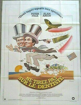 Ne Tirez Pas Sur Le Dentiste/The In-Laws/Falk/Arkin/Affiche 120X160/Movie Poster