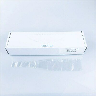 500pcs/box Dental Disposable Poly Plastic oral camera sleeves Protective cover