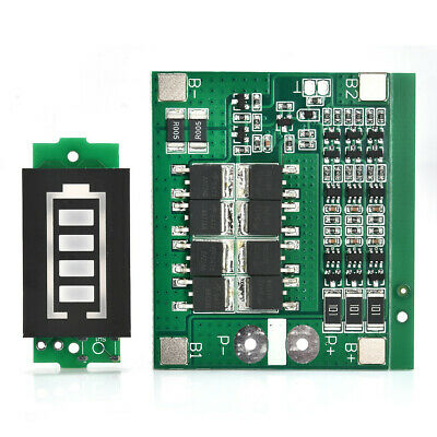 3S Li-ion PCB BMS Protection Board Lithium Battery Charger module balance 25A