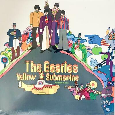 Yellow Submarine [Limited Edition] [New] [Remastered] Beatles (Vinyl, Nov-2012)