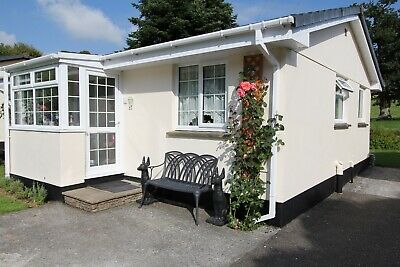 CORNWALL  AUGUST 3rd 7 NIGHTS 3 BED  HOLIDAY BUNGALOW FREE ELEC Wi-Fi PARKING