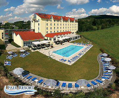 4 TAGE WELLNESS ALL INCLUSIVE KURZURLAUB IN THÜRINGEN im RESORT HOTEL Pool Sauna