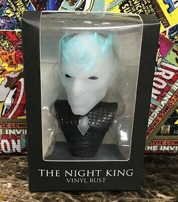Game Of Thrones The Night King Vinyl Bust HBO Official Licensed Product