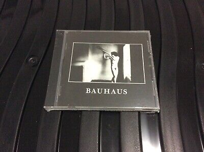 Bauhaus  In The Flat Field Cd Album New And Sealed.  B1