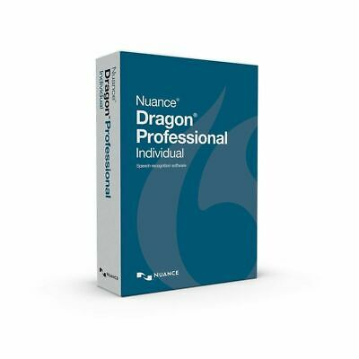 Nuance Dragon Professional Individual VERSION 15.0 WITH License Key