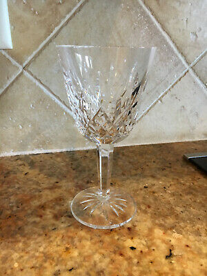 Waterford Crystal Lismore Claret Wine Glasses, Set of 16, 5 7/8 inches