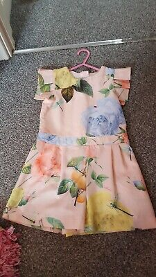 Ted baker girls playsuit. Excellent condition. Well looked after.Age 6 years