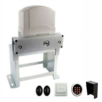 ALEKO Sliding Gate Opener with Accessory Kit For Sliding Gates Up To 60ft 2700lb