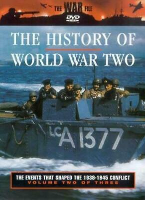 The History Of World War 2 - The Events That Shaped The 1939-1945 C DVD (2003)