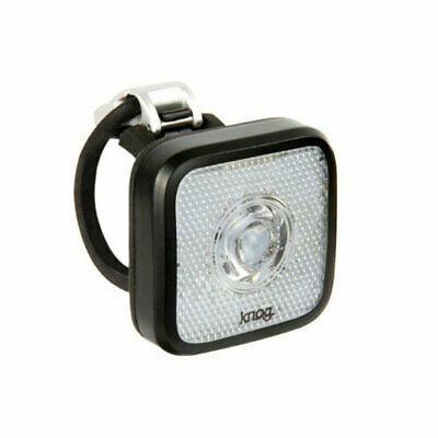 Knog Boomer USB Rechargeable Rear LED LightRoad Bike MTB Bicycle Fixie Cycle