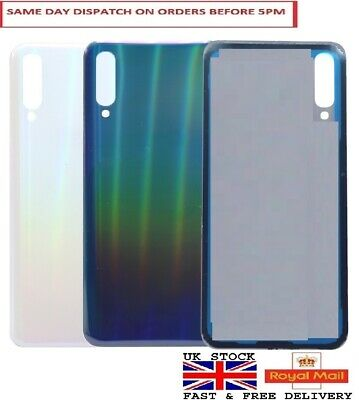 """For Samsung Galaxy A50 SM-A505 6.4"""" Battery Back Cover Rear Door Housing UK"""