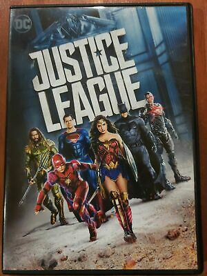 NEW!!! Justice League (DVD, 2018)
