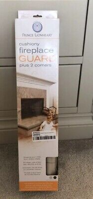 Prince Lionheart Fireplace Guard Edging Safety Baby Toddler