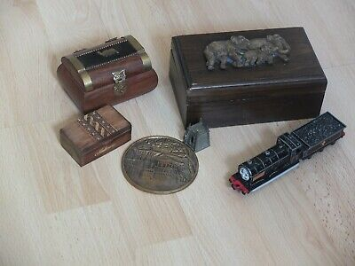 Joblot Of Vintage Collectables