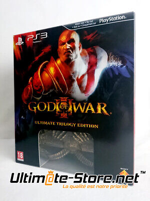 Jeu PS3 - PlayStation 3 - God of War III Ultimate Trilogy Edition - FR - Neuf