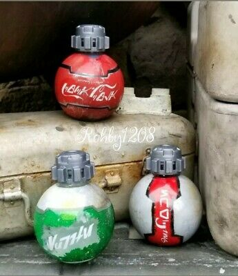 Disney Disneyland Star Wars Galaxys Edge Coca Cola Sprite Diet Coke Bottle Set
