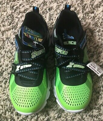 Skechers light up police shoes NWT