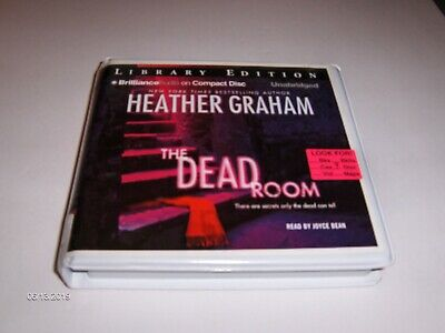Audio Books on CD, The Dead Room  by  Heather Graham