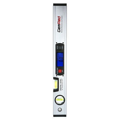 GemRed Digital Level S-pir-it Level Angle Finder With Magnetic Leveling T8L1