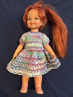 Hand Knitted Dolls Clothes For Cinnamon Doll