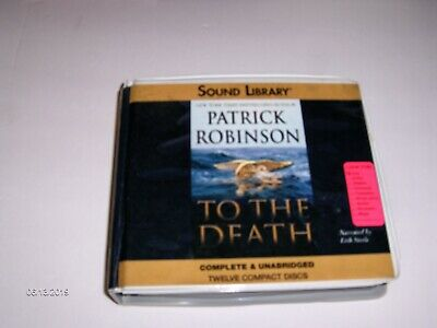 Audio Books on CD, To the Death  by  Patrick Robinson