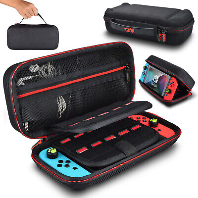 For Nintendo Switch Carrying Case Travel Bag Portable Pouch Hard Cover Shell