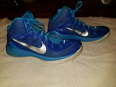 f4b7ac142c1e6 NIKE HYPERDUNK TB 2014 Basketball Royal Blue 653483-404 Men's Shoes ...