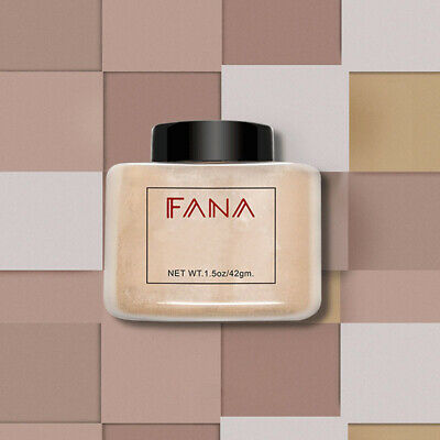 FANA Finish Powder Loose Translucent For Setting Makeup Oil-absorbing Multi-Use