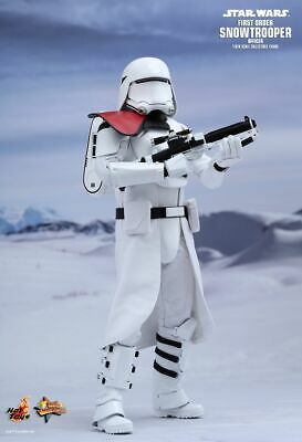 STAR WARS - FO Snowtrooper Officer 1/6th Scale Action Figure MMS322 (Hot Toys)