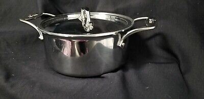 All Clad d5 STAINLESS STEEL 3qt. Sauce Pot (NEW--See Description)