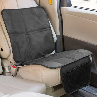 Back Car Seat Protector Cover Cushion Non-Skid Baby Infant Child Safety Mat UK