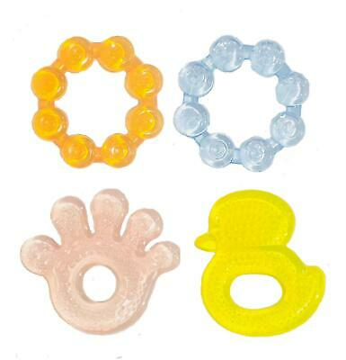 Baby Water Filled Teether Soother Sore Gums Teething