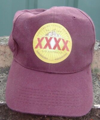 XXXX Cap as New Little if any wear Limited Edition