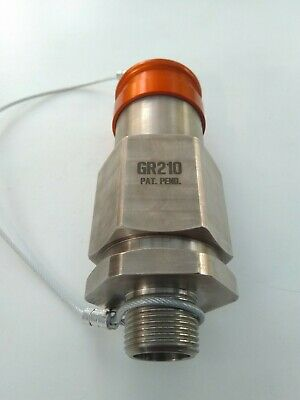 "Fastfill Gr210 Grease Receiver 3/4"" Gr210C"