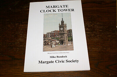 Margate Clock Tower By Mike Bundock