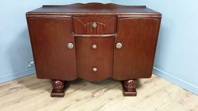Art Deco Style Sideboard by Harry Lebus Buffet Dresser