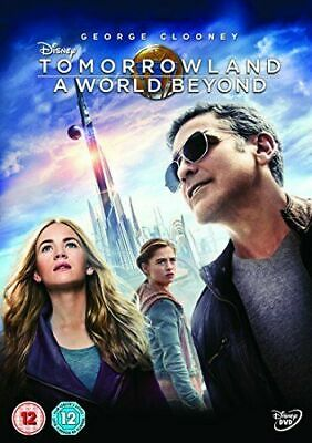 Tomorrowland: A World Beyond DVD (2015) George Clooney