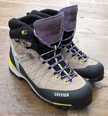 856ec4da2da SHOES TREKKING APPROACH Hiking Women's SALEWA WS WILDFIRE GTX Black ...