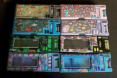 Smiggle Pop Out Calculator Pencil Case - Brand New - Girls Or Boys 26 X 9 X 3 Cm