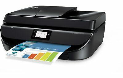 HP OfficeJet 5255 All-in-One Printer With Mobile Printing, HP Ink Included