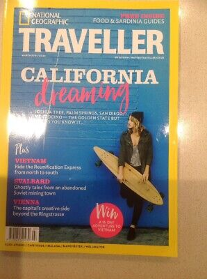 National Geographic Traveller magazine - March 2019