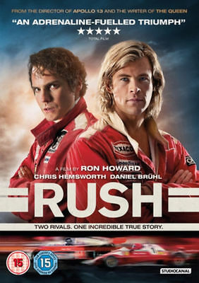 Rush (DVD, 2014) 2 Disc Limited Edition
