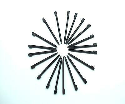 20 x Black Stylus Touch Pointer Plastic Pen for Nintendo DS Lite NDSL Console
