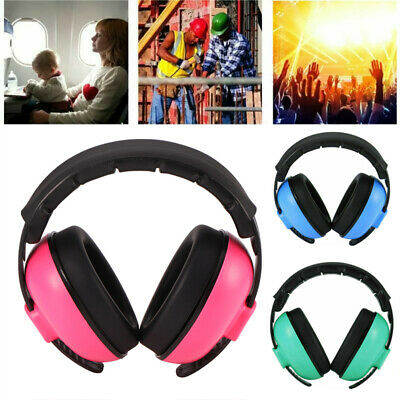 Noise Cancelling Ear Defenders Protector Hearing Protect for Children Kids Baby
