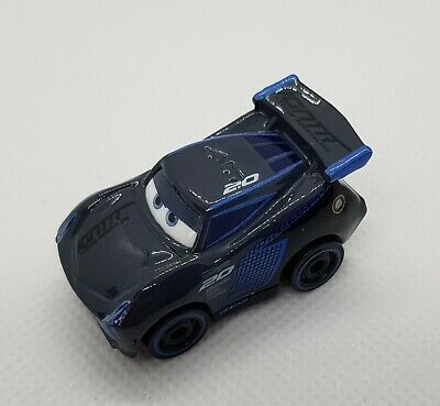 Disney Pixar Cars 3 Diecast Micro Mini Racers- Jackson Storm Metal Car