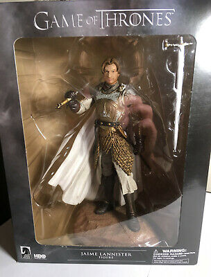 Game Of Thrones Jaime Lannister Figure by Dark Horse Sealed New Box Shelf Wear