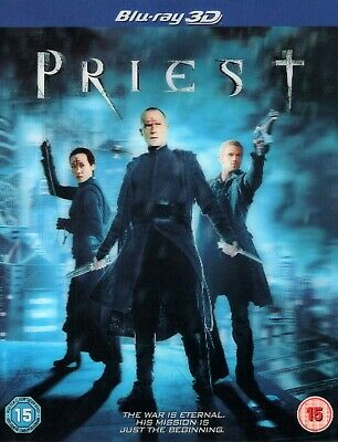 PRIEST (Blu-Ray 3D includes 2D Version)