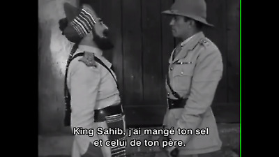 The Black Watch (1929) John Ford Victor McLaglen, Myrna Loy, WITH FRENCH SUB