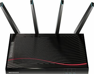 NETGEAR - Nighthawk Dual-Band AC3200 Router with 32 x 8 DOCSIS 3.1 Cable Modem